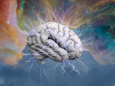 brain mysteries: Electric Mind