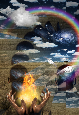 mind body soul: Metaphysical Composition
