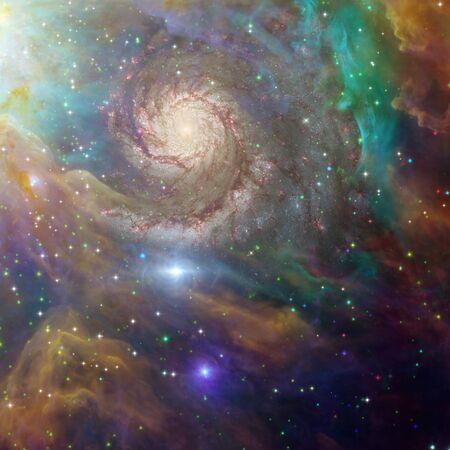 interstellar: Deep Space Stock Photo