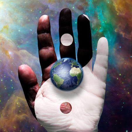 Earth Yin Yang