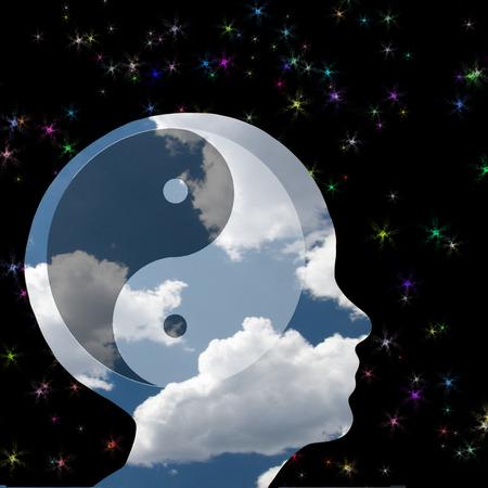 구름 머리 스톡 콘텐츠
