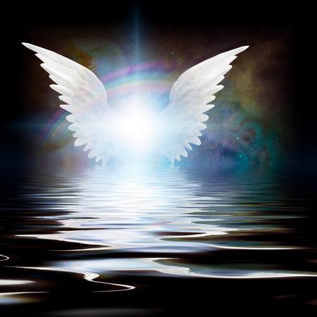 alas de angel: �ngel