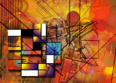pintura abstracta: Resumen