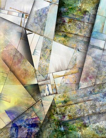 抽象的な 写真素材