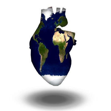 passion  ecology: Earth Heart