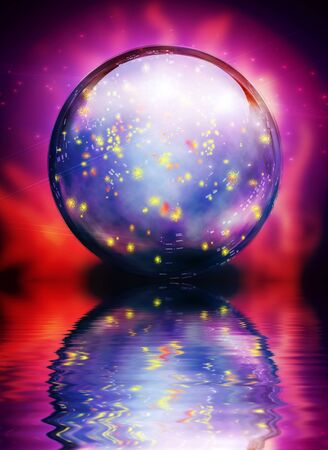 psiquico: Crystal Orb