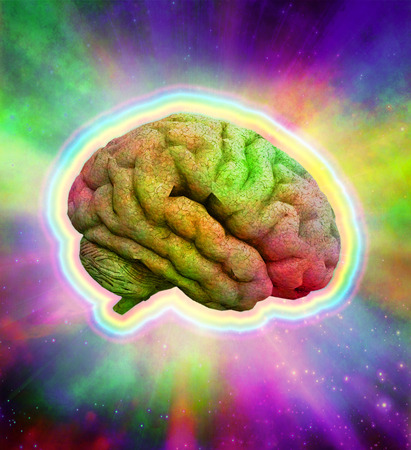 psychedelic: Psychedelic Brain