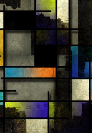 mondrian: Modern Art Inspired Geometric Design