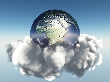 computing: Earth and Clouds Africa