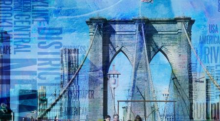 ny: NY Brooklyn Bridge