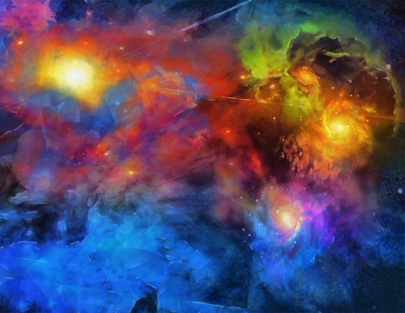 astral: Deep Space Painting