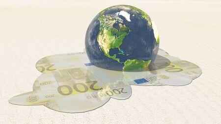 continente americano: Americas Euro Melt