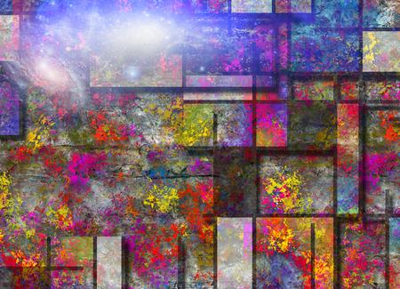 mondrian: Abstract