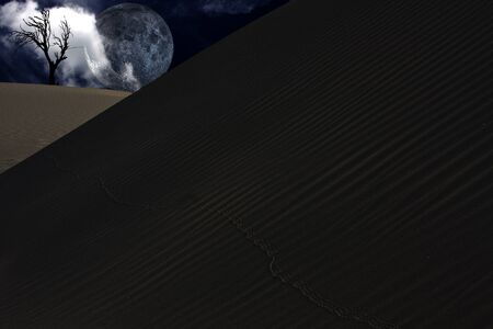 unrealistic: Desert Night