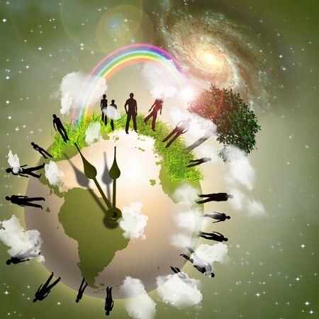 Terre Eco temps