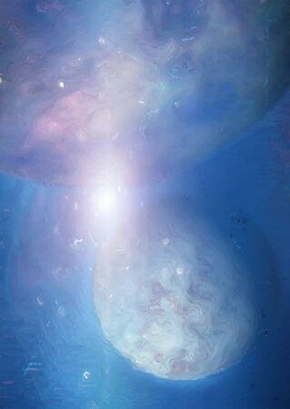 stellar: Exo-Solar Planet Painting