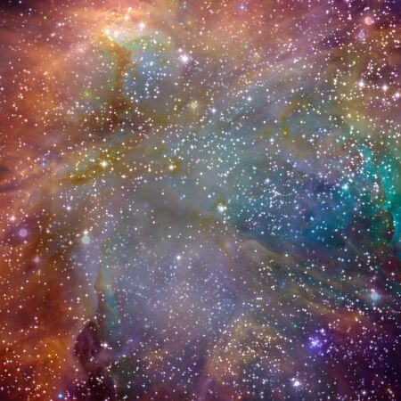 deep: Deep Space Stock Photo