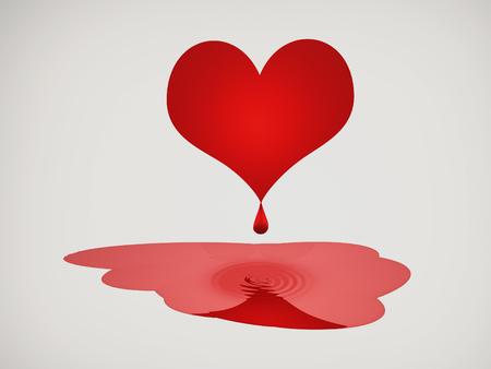 bleeding: Bleeding Heart