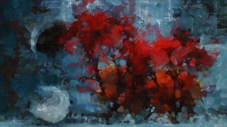 canvas art: Autumn Grunge Stock Photo