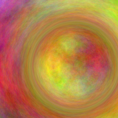 swirling: Circular Form Color Abstract Stock Photo
