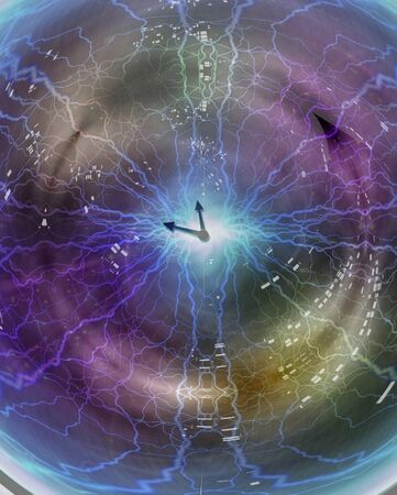 energetic: Weaving time spirals through energetic space