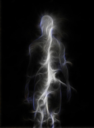 Abstrakte Figur Design
