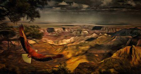 eagle canyon: Grand Canyon Eagle