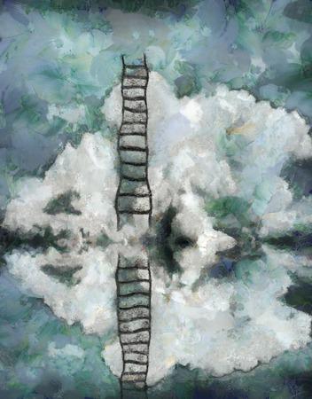 Ladder in de hemel