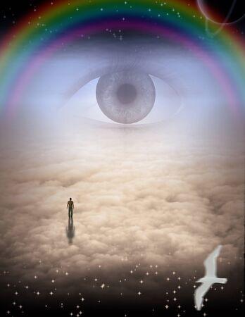 schöpfung: Mans Reise der Seele