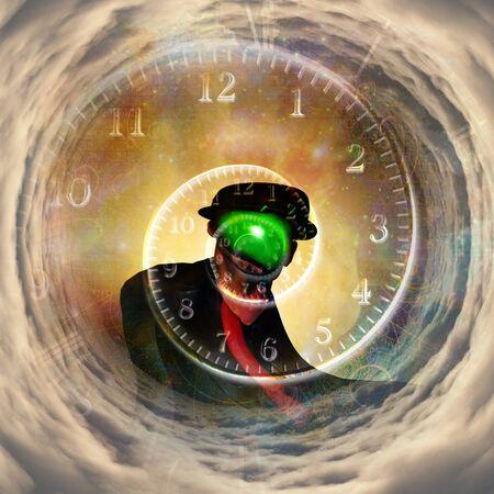 vortex: Magritte Time