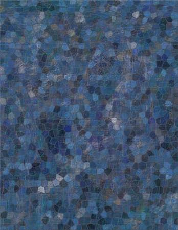 mosaic: Textured mosaic