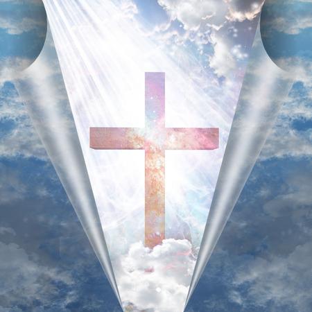 heaven: Cross revealed