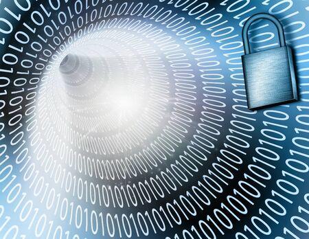electronic: Electronic Security Stock Photo