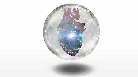 star sky: Galactic Heart