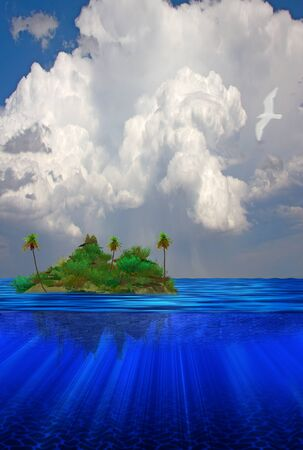 plateau: Floating Island