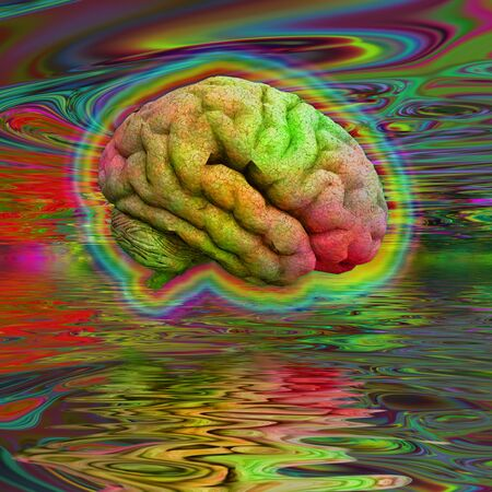 psyche: Psychedelic Brain