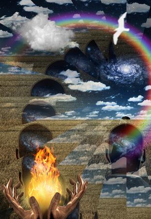 astral: Dream Like Scene
