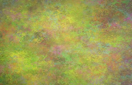 gree: Greenish Dominant background