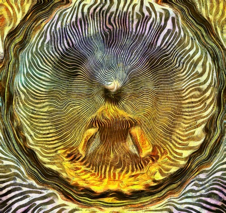 人とエネルギーを瞑想