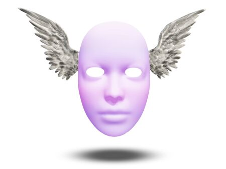 psyche: Winged Mask