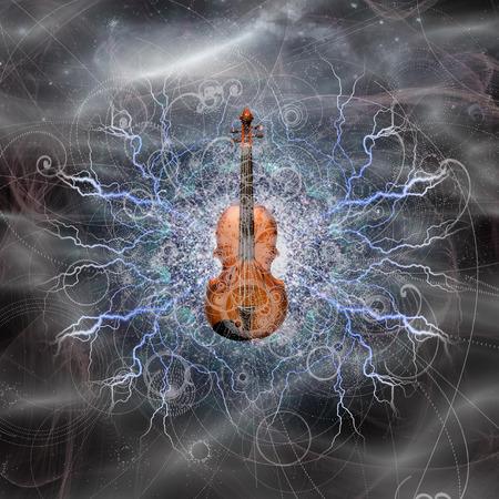 ヴァイオリンのデザイン