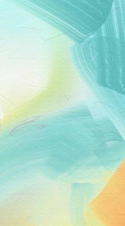 pintura abstracta: Lona abstracta con los movimientos anchos del cepillo. Foto de archivo