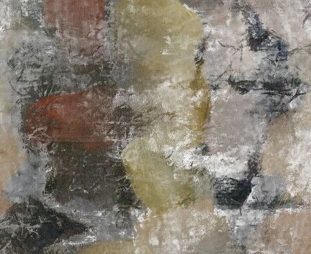 Abstract Painting. Muted colors.