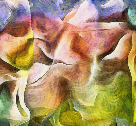 Vivid Abstract. Tints and shadows.