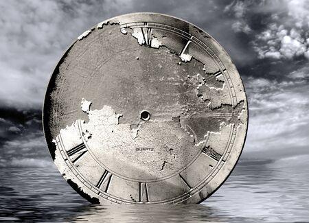 Stones clock.