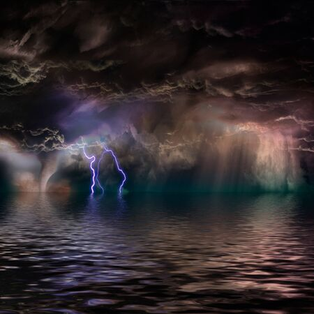 Water spout Imagens