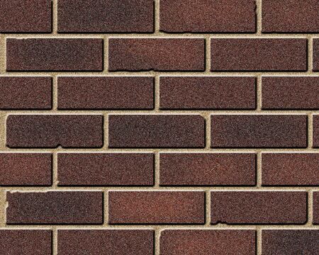 interlock: Brick wall.