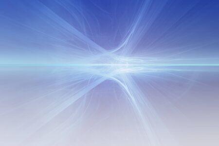 high beams: Abstract Horizon