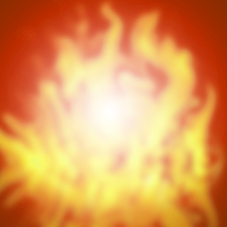 conflagration: Flame.