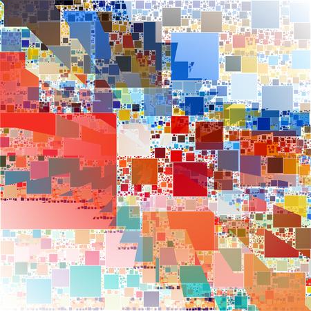 mondrian: Geometric Abstract